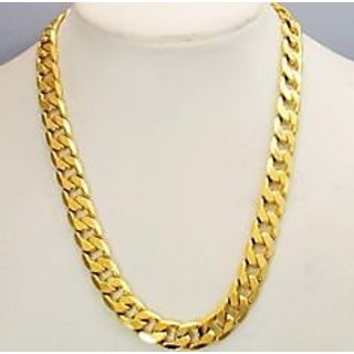 Gold Plated Chain Men