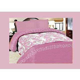 Polysilk Double Bed Quilt (Le-Qvq-002)