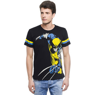 Marvel Comics CREW NECK S/SLV TEE