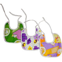 Baby Bibs (Set 0f 5 Pieces) With Assorted Design