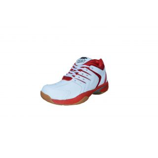 Port Virat Red Spark Basketball Shoes For Men