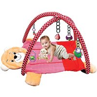 Tabby Toys Multi Design Foldable Activity Musical Gym For Baby (Multicolor)