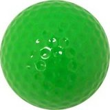 Co Fit Golf Patern Medicine Ball-2Kg Green - Blue