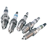 Bosch - Spark Plugs - Hyundai Santro/Xing/Getz Pack Of 4