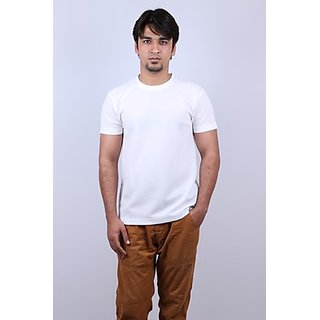 Onway Max White Waffle T-shirt
