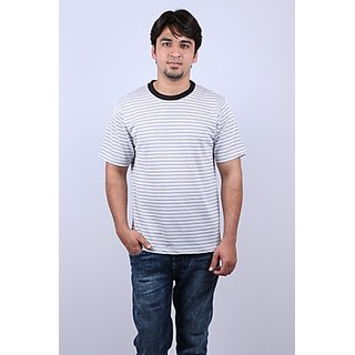 Onway Max Striper White Color T-shirt