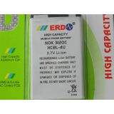 100 Original Erd Bl 4u Bl 4u Bl4u Battery For Nokia E66 E75 3120 6212 Classic 5530 5730 Xpress Music 5330 6600 6600i Slide 8800 Arte Mobile With Bill Seal Pack And 6 Months Vendor Replacment Warranty