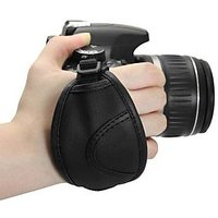 Gadget Hero's Camera Hand Grip Strap For All Canon, Nikon, Sony, Panasonic, SLR  DSLR Cameras.