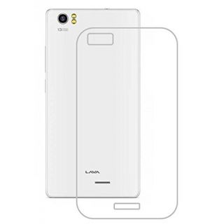 Lava Iris V2 Soft Silicone Case CTMTOTOSSC129 available at ShopClues for Rs.199