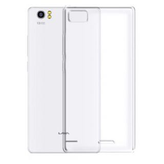Lava Iris X5 Soft Silicone Case CTMTOTOSSC124 available at ShopClues for Rs.199