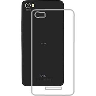 Lava Iris X8 Soft Silicone Case CTMTOTOSSC125 available at ShopClues for Rs.199