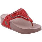 Totes Gallore Women Red Flip F...