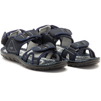 Provogue MenS Black Casual Sandals (PV1084-Black)