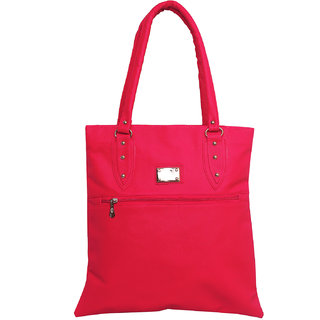 Fashno Ladies Hand Bag Pink Colour (FP-PNK-20)