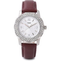 Timex T2N150 Analog Watch - For Women