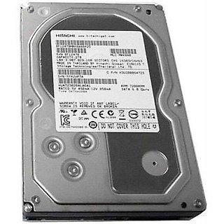 Hitachi / WD / Seagate 2 TB SATA Desktop Hard Disk with 1 Year Warranty