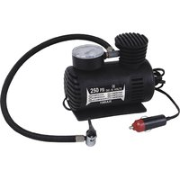 Electronic Car Tyre Inflator Pump Compressor Plastic Body