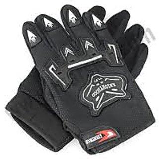 Knigthood Riding Gloves - Black