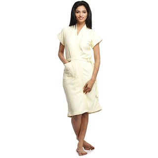 Imported Bathrobe by Superior(Cream)
