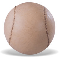 Vinex Medicine Ball - Leather (6 Kg)