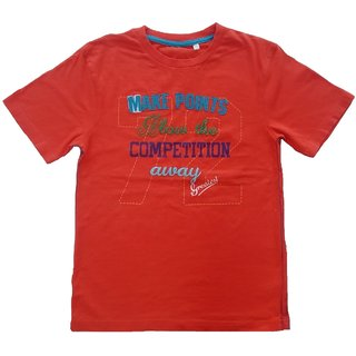 Sonpra Kids Boys T-Shirt with Quality Applique work