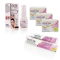 Combo Of Kozicare 3 Soap,1 Kozicare Cream 1 Dcr Lotion