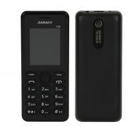 Darago 108 Facebook enabled feature phone - (6 Months Blubirch Warranty)