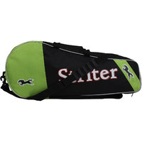 Striter Kit bag for Tennis Racquets (Green)