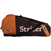 Striter Kit Bag for tennis Racquets (Orange)