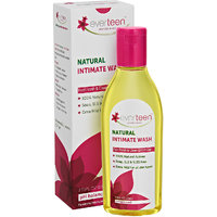 Everteen Natural Intimate Wash 180Ml