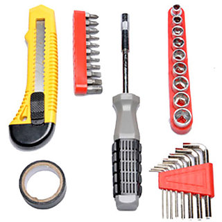 Professional Multipurpose Home Tool Kit 35 PCs