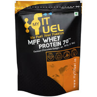 MyFitFuel Whey Protein 70 (2 Lbs) |20 Gm Protein|