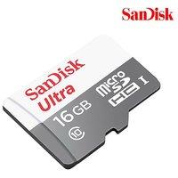 SanDisk Ultra microSDHC 16GB 48MB/S UHS-I Card