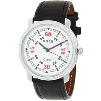 Oura Round Multi Color Casual Wear Watch For Men