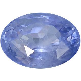 jaipur gemstone 4.00 ratti  blue sapphire certified stone-neelam