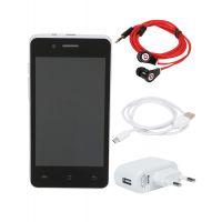 Kara Smart 3 Dual Sim Mobile Phone White - (2 Months Seller Warranty)