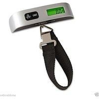 50kg Raddi Cylinder Hanging Digital Travel Weighing Electronic Luggage Scale