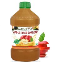 Naturyz Apple Cider Vinegar with Mother Vinegar, Natural, Raw, Unfiltered, Undiluted - 500 ml