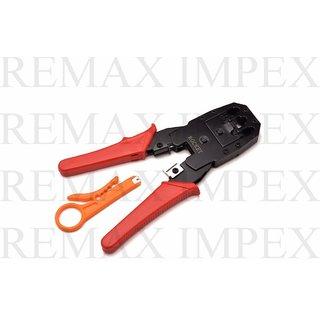 remax impex rocket rj45 rj12 rj11 network ethernet modular crimping tool wire stripper 8p 6p 4p. Black Bedroom Furniture Sets. Home Design Ideas