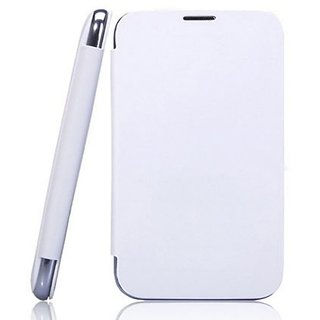 Nokia Lumia 720 Flip Cover in White available at ShopClues for Rs.149