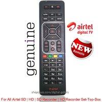 Buy New Remote for Airtel DTH Digital TV SD HD BOX Control