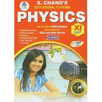 CLASS 11 - S CHAND  PHYSICS (3 CDs)