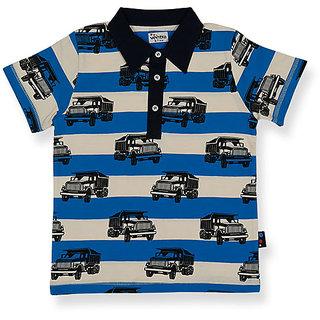 Ventra Boys Truck Polo T-Shirt