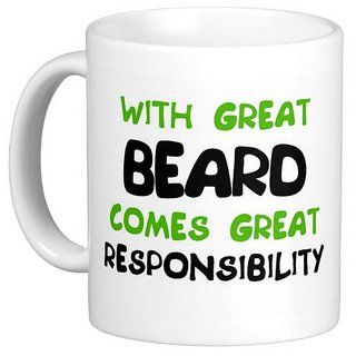 Giftcart - Beard Coffee Mug