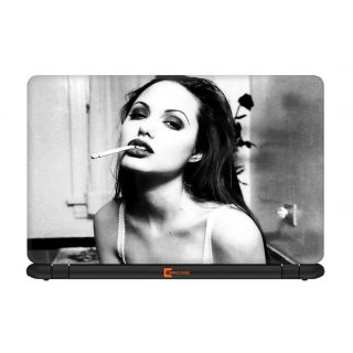 Ownclique Anjelina Jolie Laptop Skin for 13.3 inches Laptop