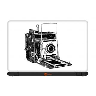 Ownclique Rollieflex Retro Camera Laptop Skin for 13.3 inches Laptop