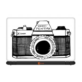 Ownclique For the Love of Photography Laptop Skin for 17 inches Laptop