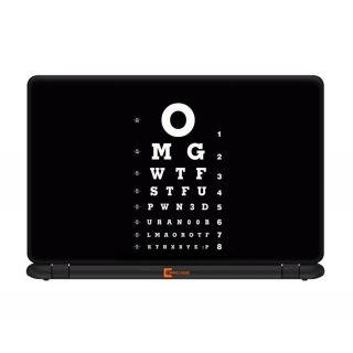 OMG STFU U NOOB 13.3 inches Laptop skin