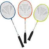 Badminton Racket (Pack of 3 Racket)