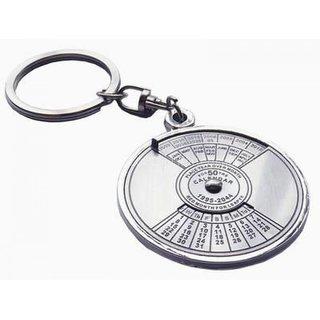 50 Years Calendar Keychain online - Gift Pack - Sunday Flea Market - Lowest Price Guarantee